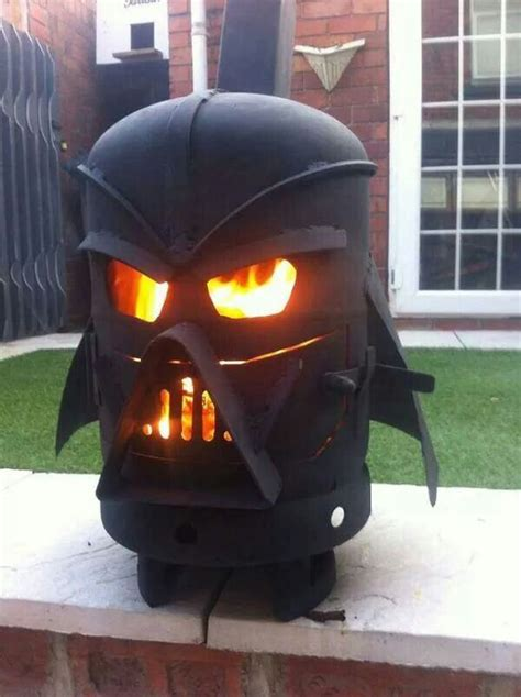 Cool Chiminea by Darth Vader Chiminea House Ideas Darth