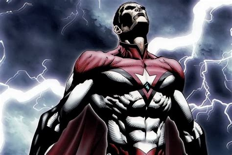film marvel dan dc irredeemable jadi film pesaing superhero marvel dan dc