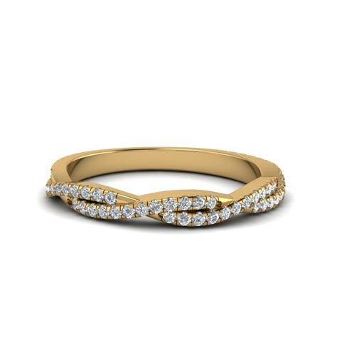 twisted vine band fascinating diamonds