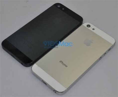 Casing For Apple Iphone 5 Big T1310 2 leaked next generation iphone casing photos validate