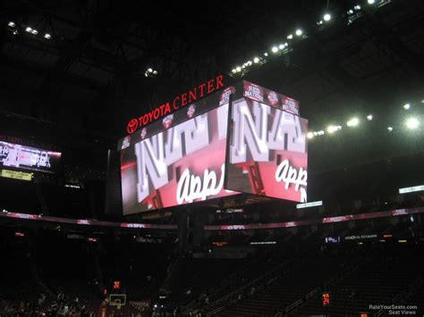 section 103 toyota center toyota center section 103 houston rockets