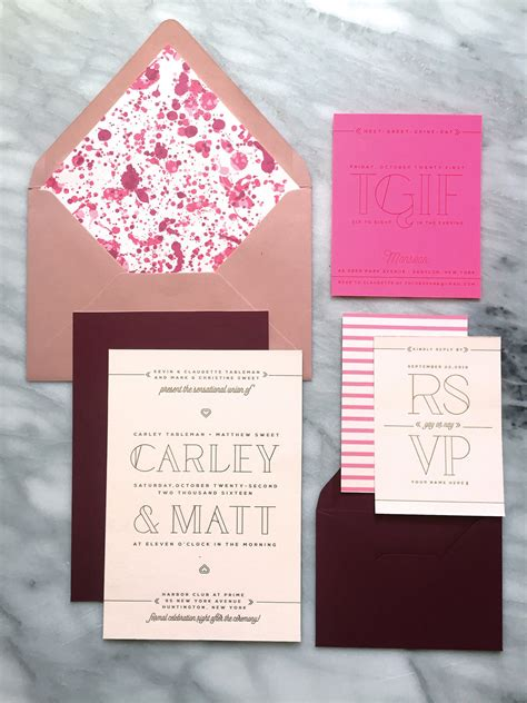 wedding invitation trends the new wedding trends for 2017 page 2 bridalguide