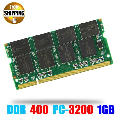 Memory Ddr1 1 Gb Vgen Pc 3200 laptop memory ram so dimm pc3200 ddr 400 333 mhz 200pin 1gb ddr1 ddr400 pc 3200 400mhz 200