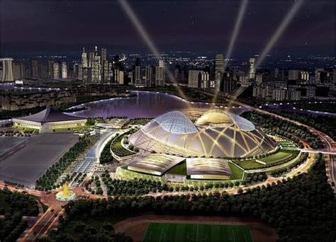 architecture  sport    beautiful stadiums