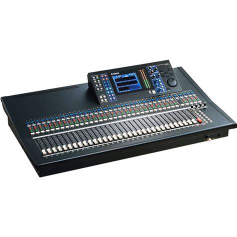 console mixer yamaha ls9 32 digital mixer
