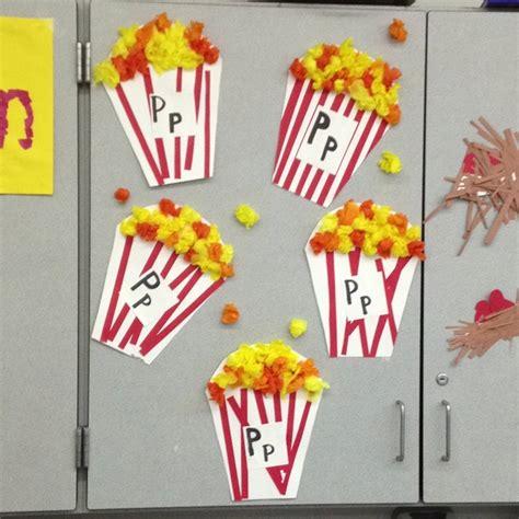 popcorn crafts for 17 best images about pre k popcorn on