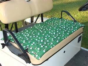 Seat Covers Golf Carts Golf Cart Seat Cover By Sittinprettycovers On Etsy