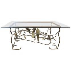 Bronze Coffee Table Bronze Coffee Table Base In Giacometti Style At 1stdibs