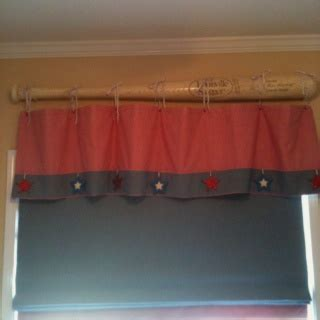 baseball curtain rod 1000 ideas about baseball curtains on pinterest curtain