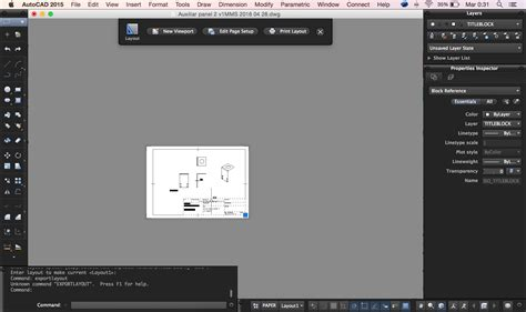 layout in autocad 2015 solved autocad 2015 export layout to model space