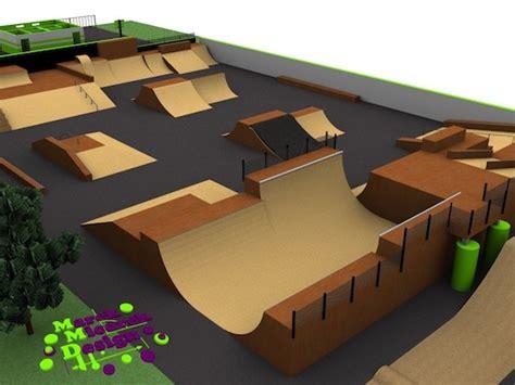 layout sketchup mm v čem nakreslit n 193 vrh skateparku sketchup