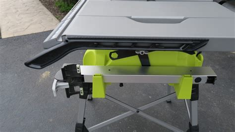 Ryobi Table Saw Review Tools In Action Power Tool Reviews Table Saw Review
