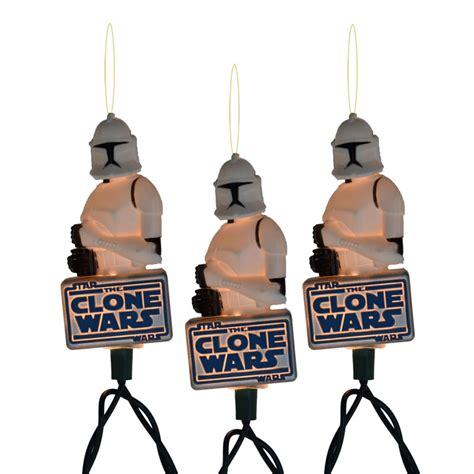 wars string lights wars clone wars trooper novelty string lights