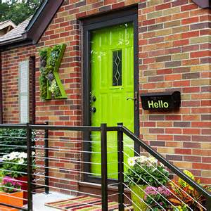 what your front door color says about your personality