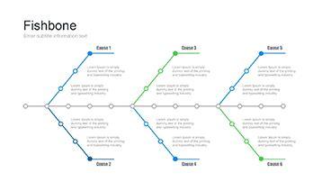 Fishbone Ishikawa Diagram For Powerpoint Free Download Now Ishikawa Powerpoint Template