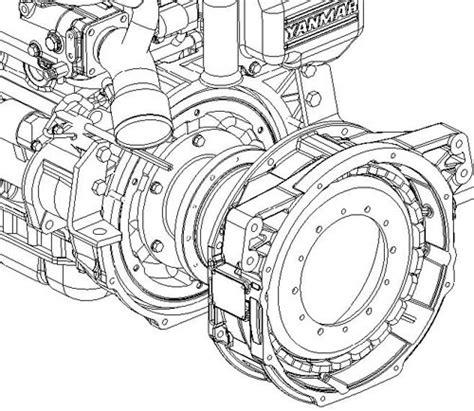 Yanmar Yeg Series Yeg150dtls 750dtls Diesel Powered