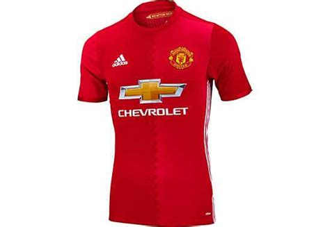 Jersey Manchester United 3rd Go 1617 why football clubs wear different coloured jerseys home away