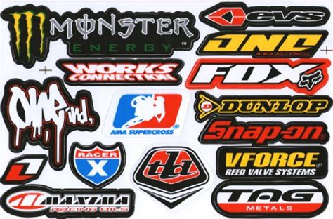 motocross racing logo motocross motor racing cycle tuning kit logo dirt bike