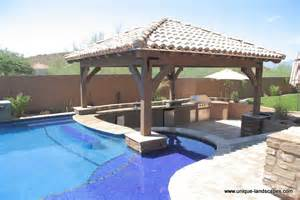 one day patio pool makeover pinterest