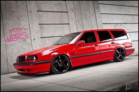 volvo  slammed stance wagon volvo pinterest cars    volvo wagon volvo