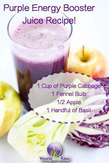 High Fiber Detox Juice Recipe by A Well Cabbages And Liver Cleanse Juice On