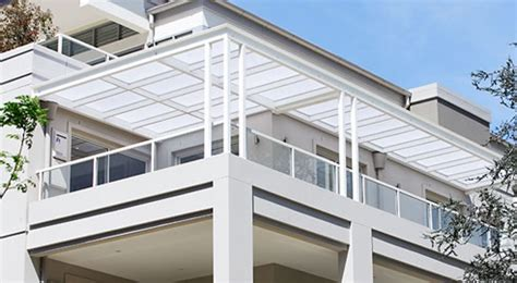 polycarbonate awnings polycarbonate awnings sydney allplastics
