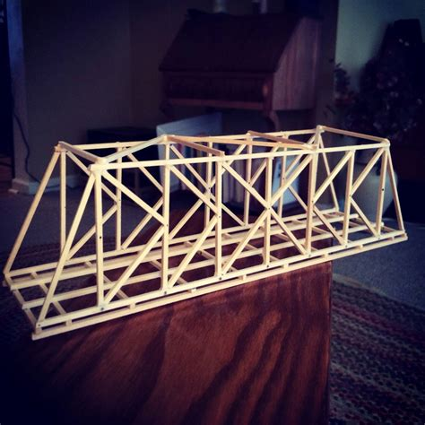 wooden bridge designs classic k truss bridge design balsa wood garrett s