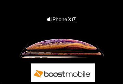boost mobile s offers include the iphone xs and xs max for 100 bestmvno