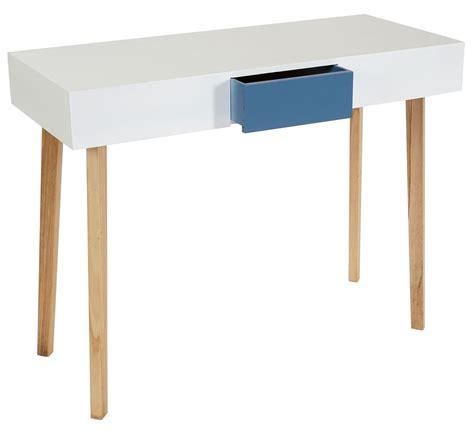 tavolo computer tavolo per computer conel ripiano in legno bianco cm