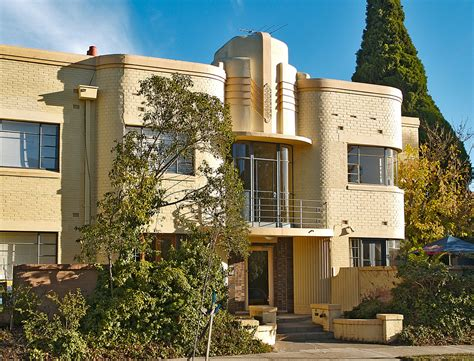 art deco home melbourne art deco house explore colros photos on