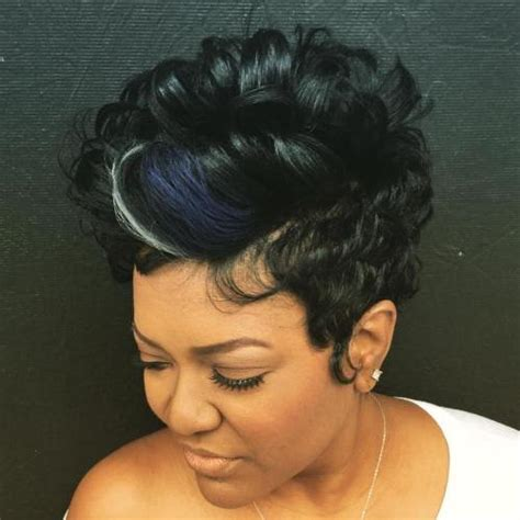 tappered pixie hairstyles for black women 20 sassy and sexy black pixie cuts