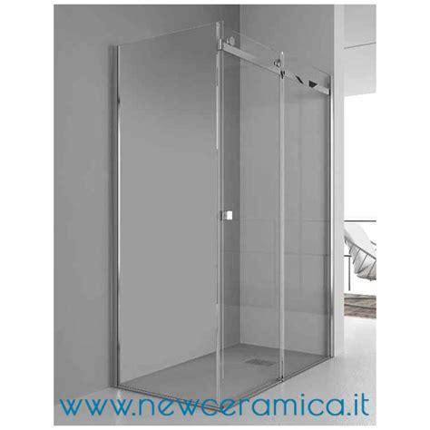 chiusura doccia chiusura doccia aquasteel grandform porta battente