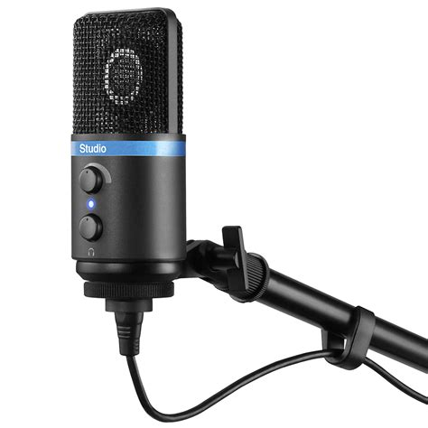 Irig Mic Studio ik multimedia irig mic studio black keymusic