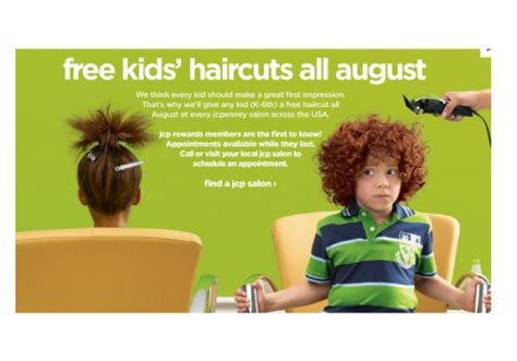 haircut deals for back to school thrifty thursday free back to school haircuts