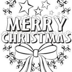 Coloring Pages That Say Merry merry coloring pages print babsmartin babsmartin