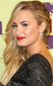 curly side hair 32 demi lovato hair looks pretty designs