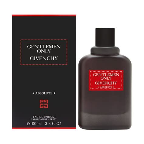 Givenchy Gentlemen Only Absolute For Edp 100ml givenchy gentlemen only absolute 100ml woda perfumowana
