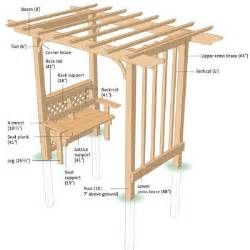 build an arbor trellis pdf diy how to build an arbor download simple woodwork
