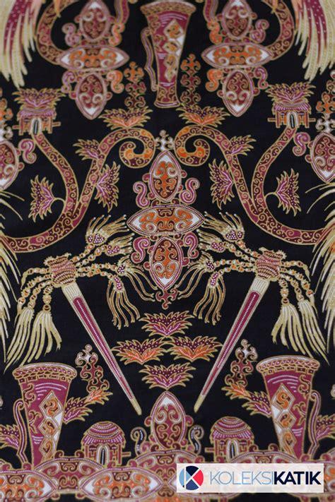 Kemeja Hitam Motif kemeja batik hitam asal papua motif cendrawasih