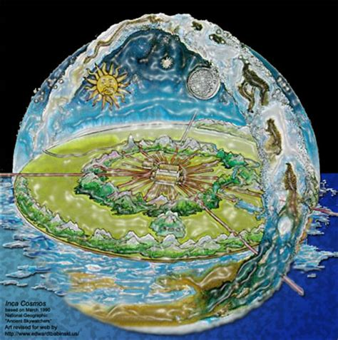 cosmology ancient american cosmology