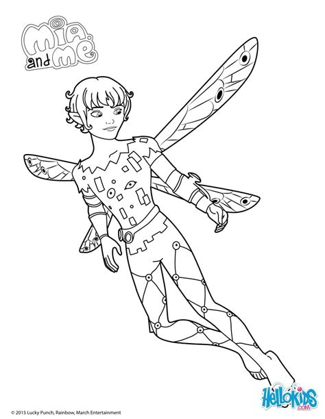prince mo coloring pages hellokids com