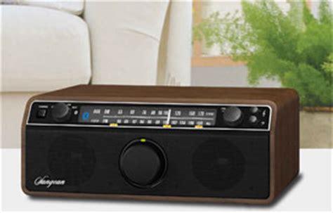 Bluetooth Cabinet by Sangean Wr 12bt Am Fm Bluetooth Aux Analog Wooden Cabinet