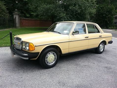 how cars work for dummies 1981 mercedes benz w126 on board diagnostic system sell used 1981 mercedes benz 300d in williston park new york united states
