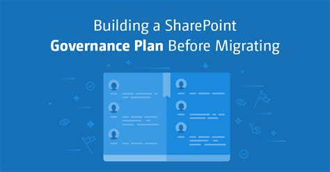 Building A Sharepoint Governance Plan Sharegate Sharepoint Governance Plan Template