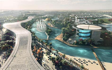 emirates multi city dubai firms launch multi billion dollar mbr city district