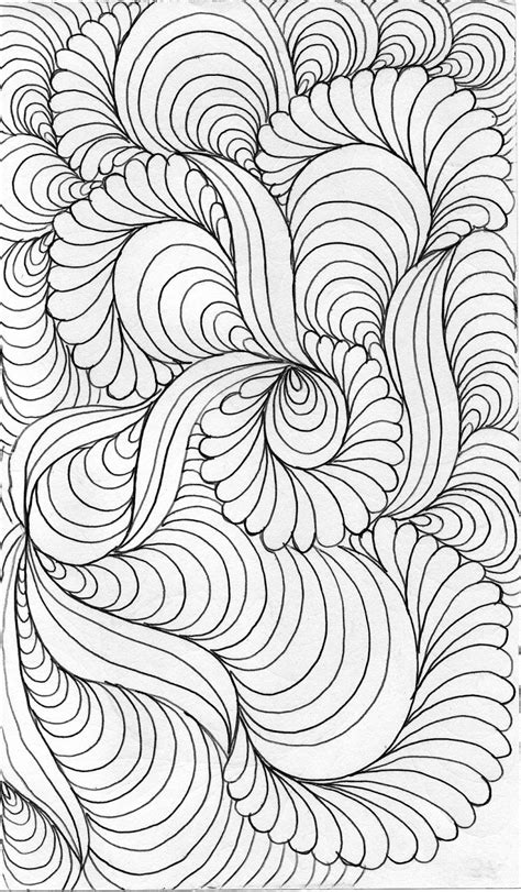 Pattern Background Sketch | luann kessi quilting sketch book background fill