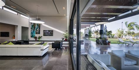 luxurious architectural interiors and outdoor living grand lifestyle villa in israel brings luxury to your