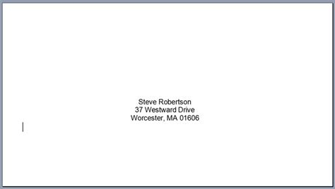 Envelope Address Template Invitation Template Microsoft Word Envelope Printing Template
