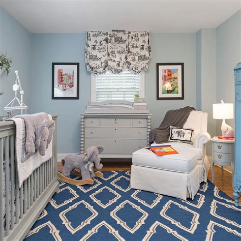 nursery room rug 25 brilliant blue nursery designs that the show