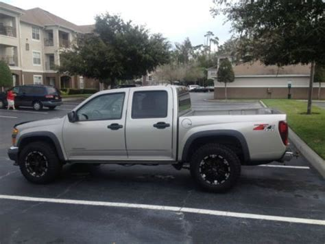 Chevrolet Colorado 4 Door For Sale by Sell Used 2005 Chevrolet Colorado Z71 Crew Cab 4 Door 3 5l In Winter Springs Florida